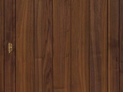 Nordic Forest Selection af valnød. | Nordic Forest Selection made from walnut.